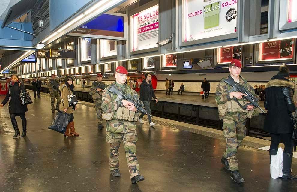 Coronel von rohaut la amenaza djihadista y la respuesta for Ministerio del interior direccion como llegar