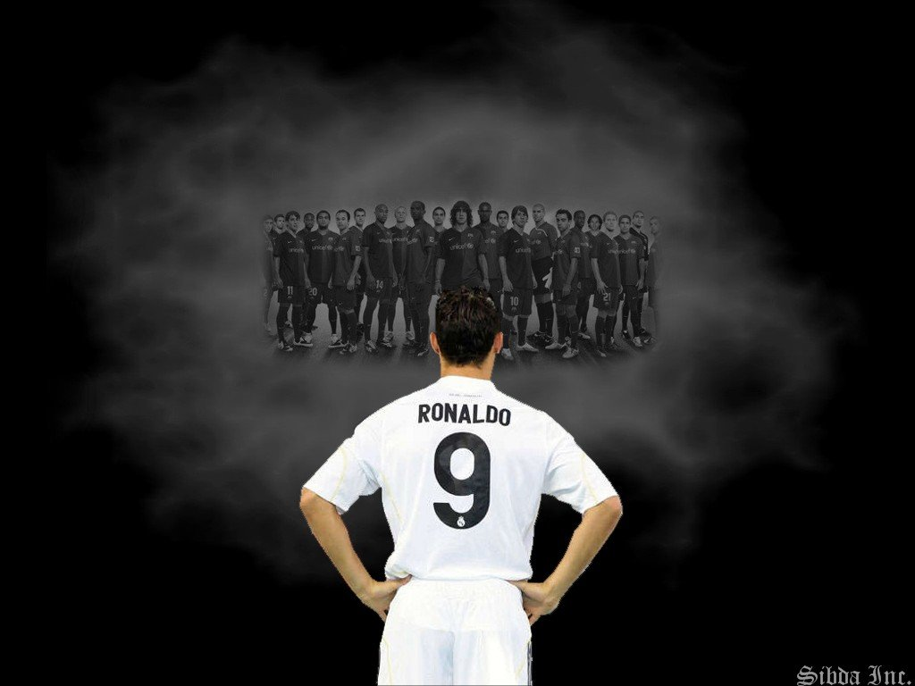 Cristiano Ronaldo Real Madrid Wallpaper 2011 8