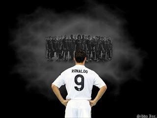 Cristiano Ronaldo Real Madrid Wallpaper 2011 8