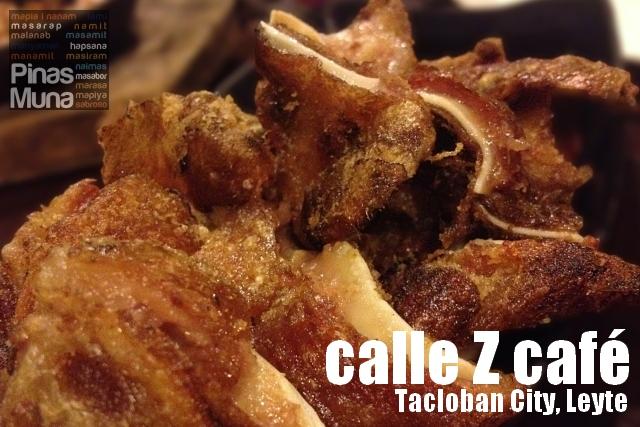 calle Z café Tacloban City