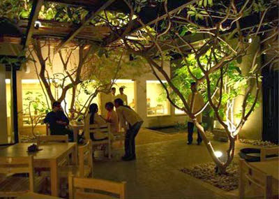 Koel Cafe - The 5 best cafes in Karachi