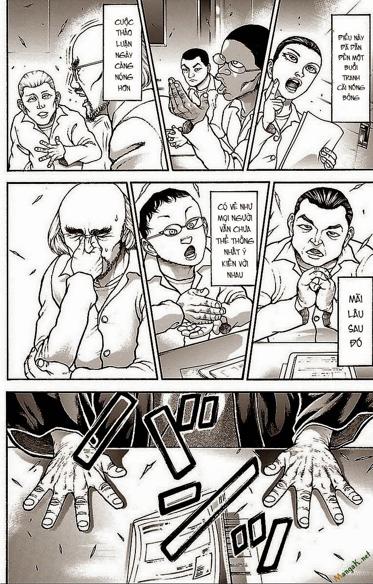 Baki Dou chap 11 Trang 20 - Mangak.info