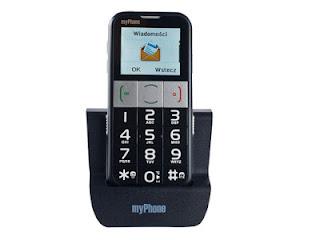 Telefon komórkowy myPhone 1082 Elegant Biedronka