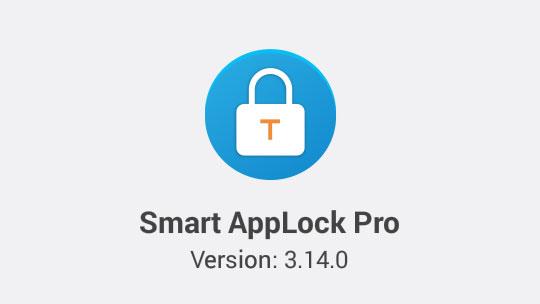 smart applock pro 3.14.0