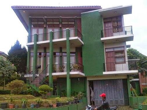 Villa P1-3 istana bunga Lembang