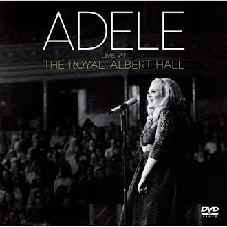Capa do álbum Adele   Live At The Royal Albert Hall (2011)