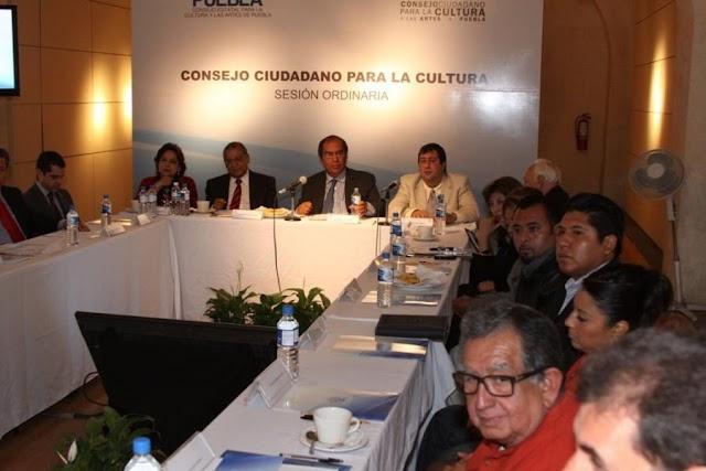 Sesión del Consejo de la Cultura