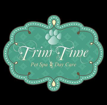 Trim Time Pet Grooming- woof!