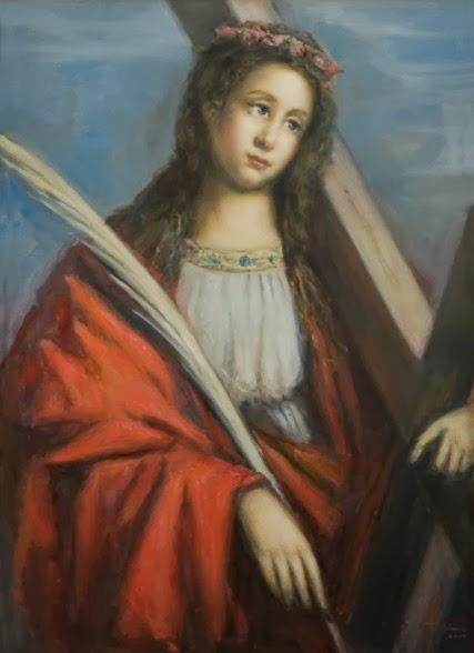 Santa Eulalia - Virgen Mártir