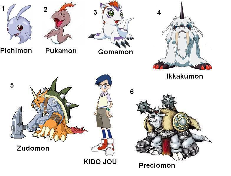 Digimom: Digimon Adventure 1 Gomamon