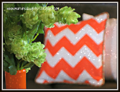 Chevron Pillow Home Decor