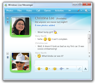 WIndows Live Messenger 2012 Full Version Free Download
