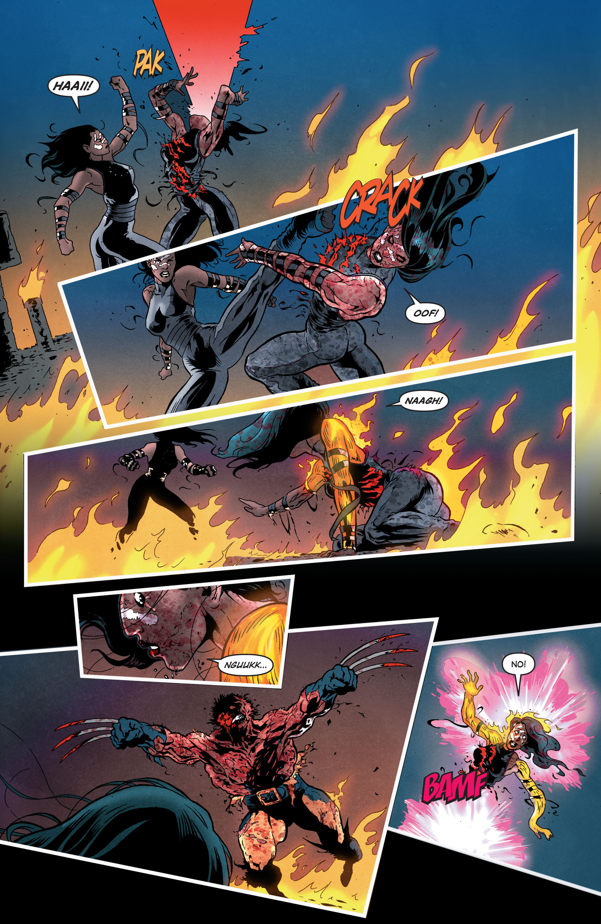 Read online Secret Invasion: The Infiltration comic -  Issue #7 - 17