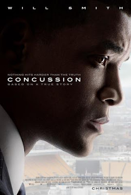 Concussion (2015) English Movie DVDRip 550mb Download