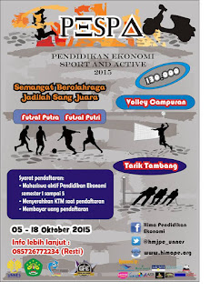 Pendidikan Ekonomi Sport and Active
