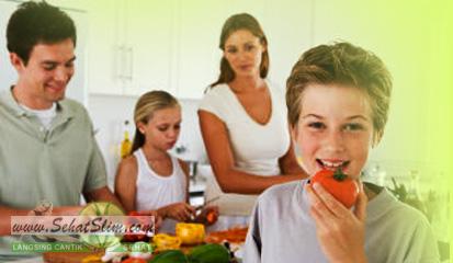 Diet Anak Sehat