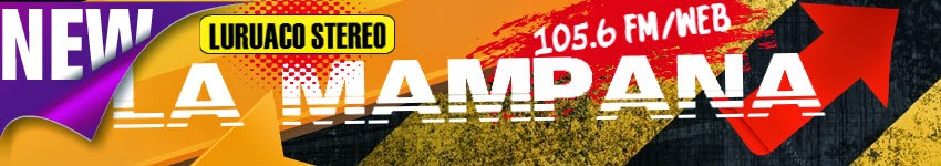 .::LA MAMPANA::. 105.6 FM/WEB::.