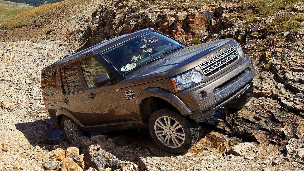 HISTÓRIA Land Rover Discovery 1989-2015 | CARWP