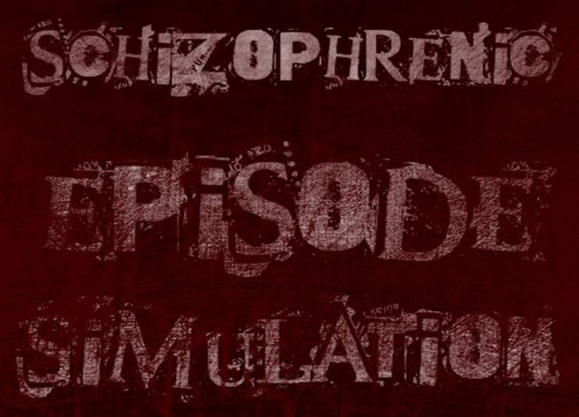 Schizophrenic Episode Simulation