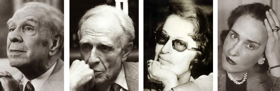 Borges, Casares, Silvina y Victoria