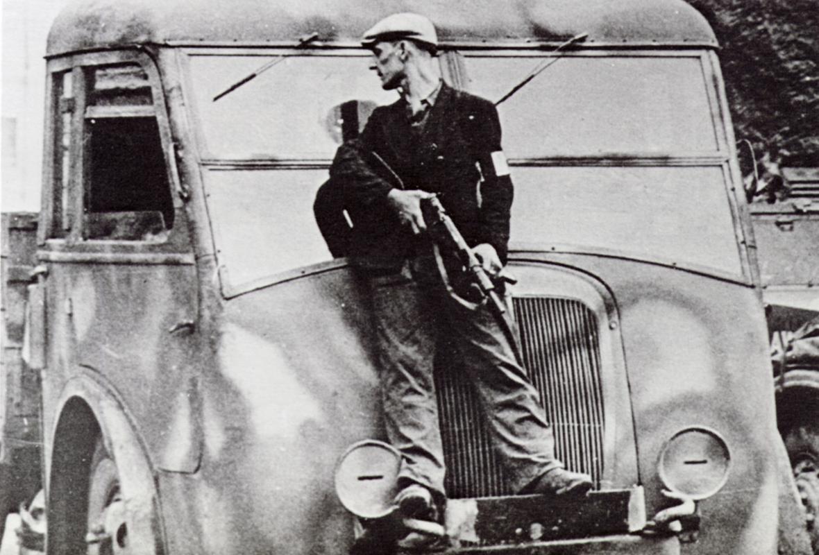 Un peu d'histoire : la seconde guerre mondiale, les prémices de la