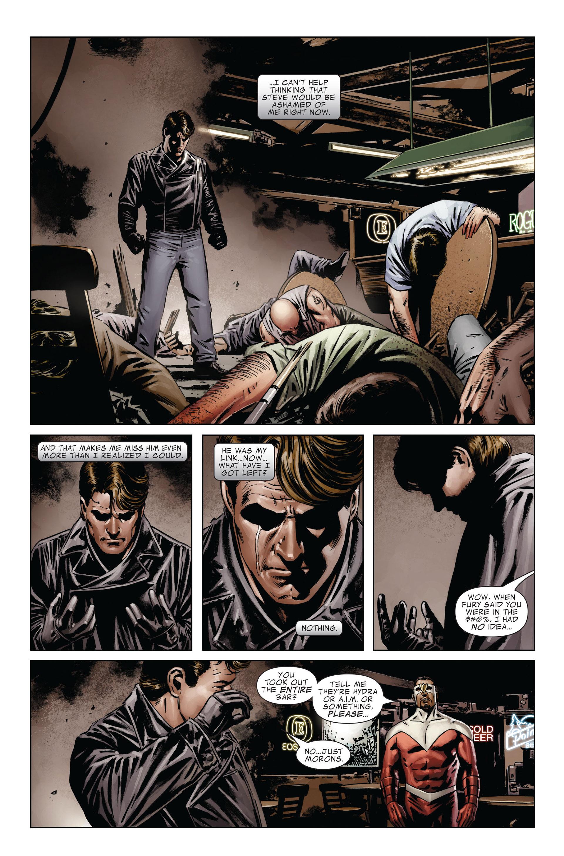 Captain America (2005) Issue #26 #26 - English 23