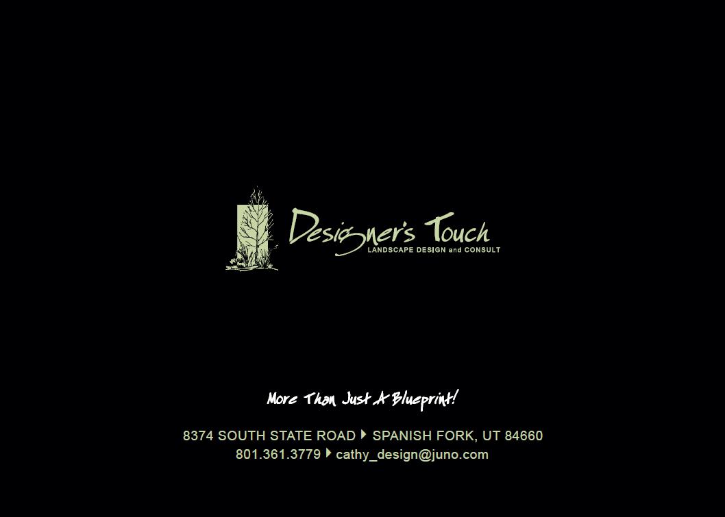 Designer's Touch