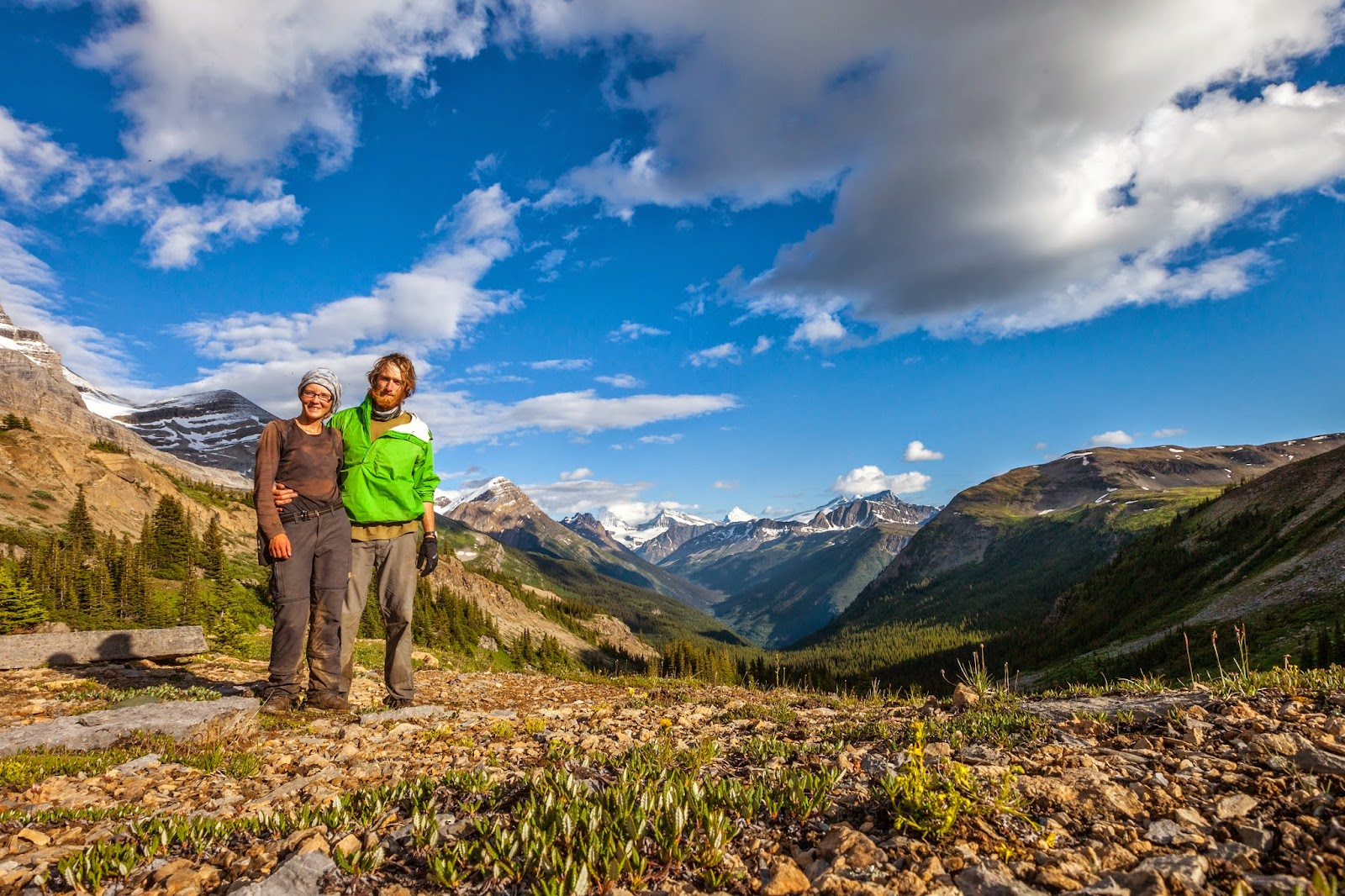 Wilderness Travel Trailer >> Escape life in Canada: Great Divide Trail hike – Trailer