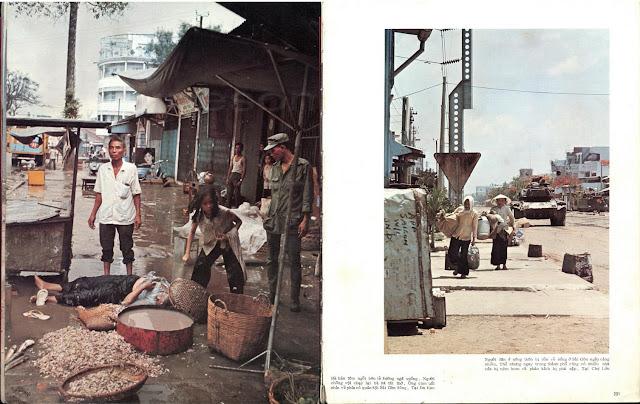 Scenes Tet Offensive Saigon