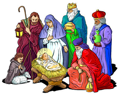 Photo of Christmas Crib to download