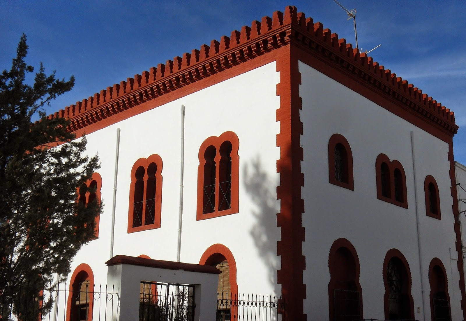 Maravillas de almer a alhabia el jard n donde confluyen for Casa ciudad jardin almeria