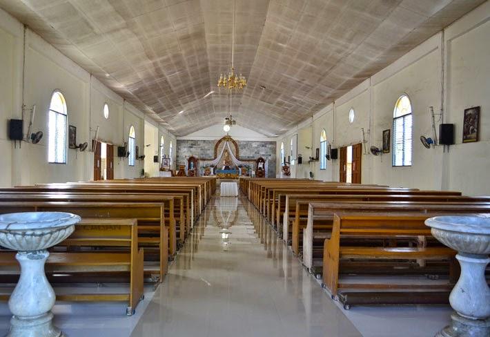 San Juan Church, Siquijor Island, Philippines