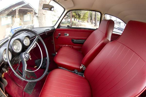1968 Volkswagen Type 3 Fastback For Sale - Buy Classic Volks