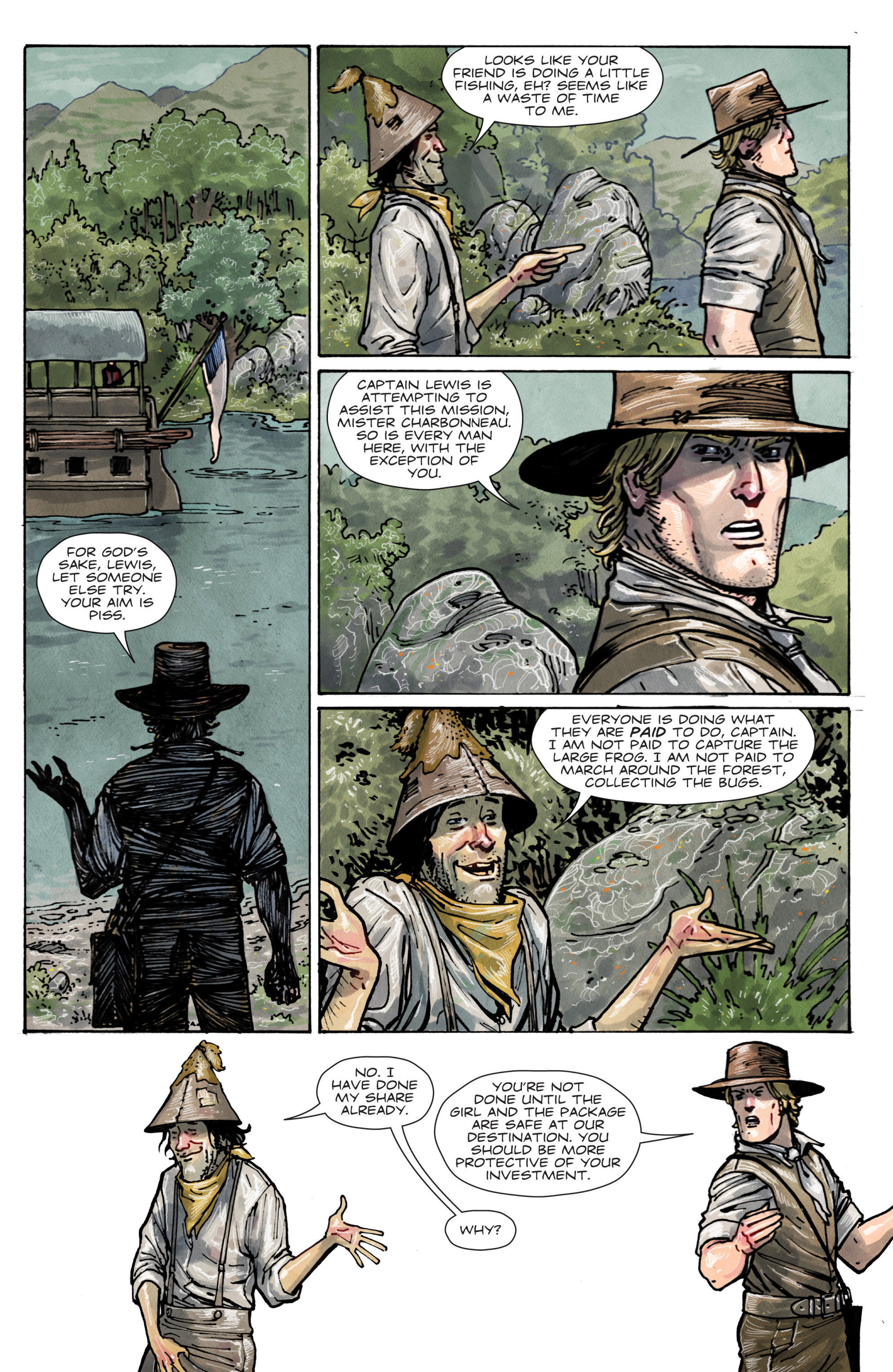 Manifest Destiny #_TPB_2 #42 - English 48