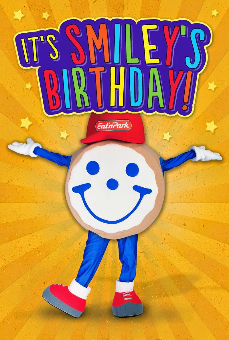 Its Smileys Birthday Enjoy 99 Cent Kids Meals