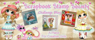 Scrapbook Stamp Society Challenge Blog