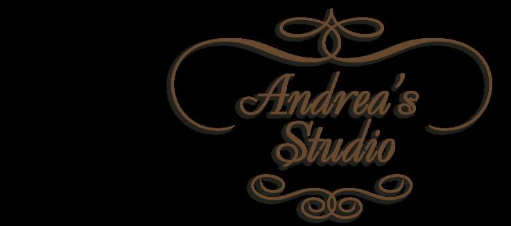 Andrea's studio