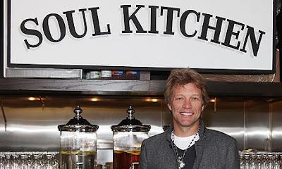 Jon Bon Jovi buka restoran untuk keluarga miskin