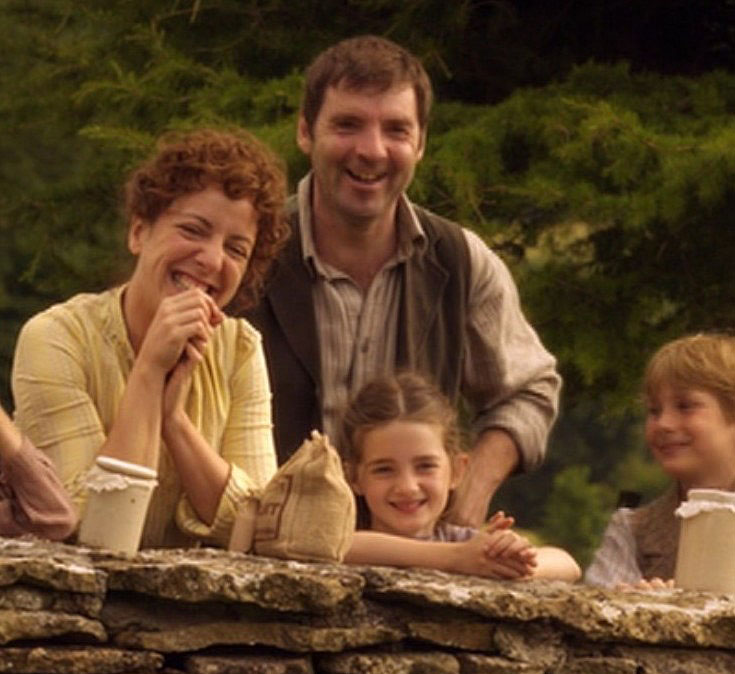 In Lark Rise Robert And Emma Timmins Family These Are Lauras Parents For The Most Part I Dont Really Care Too Opinionated Generally