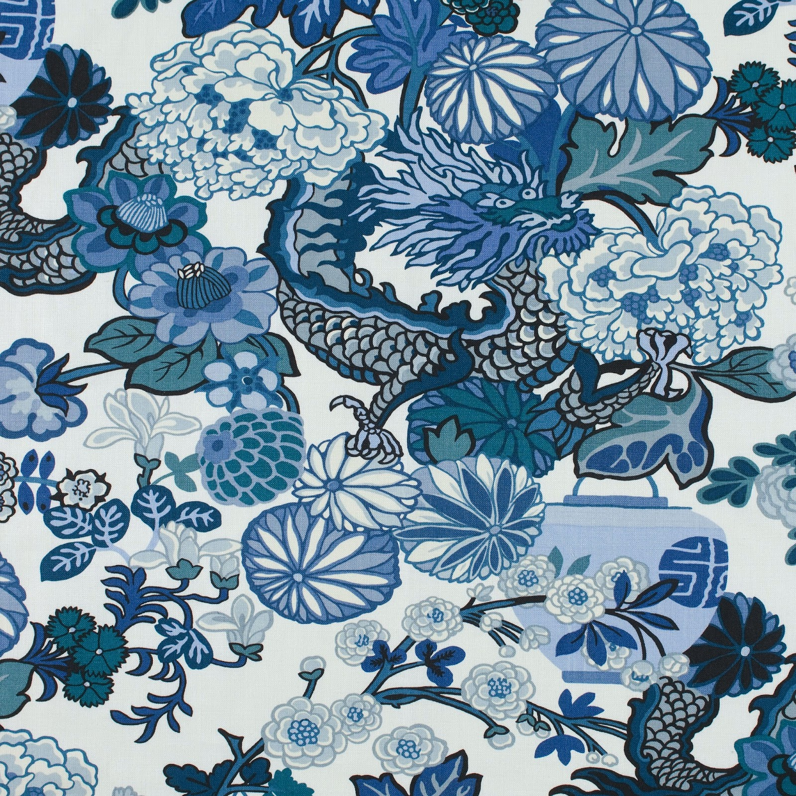 Chinese Fabric Patterns Cool Decorating Design