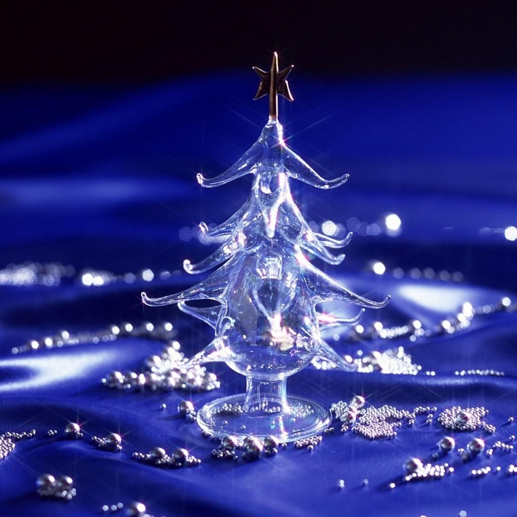 D christmas tree wallpaper grasscloth
