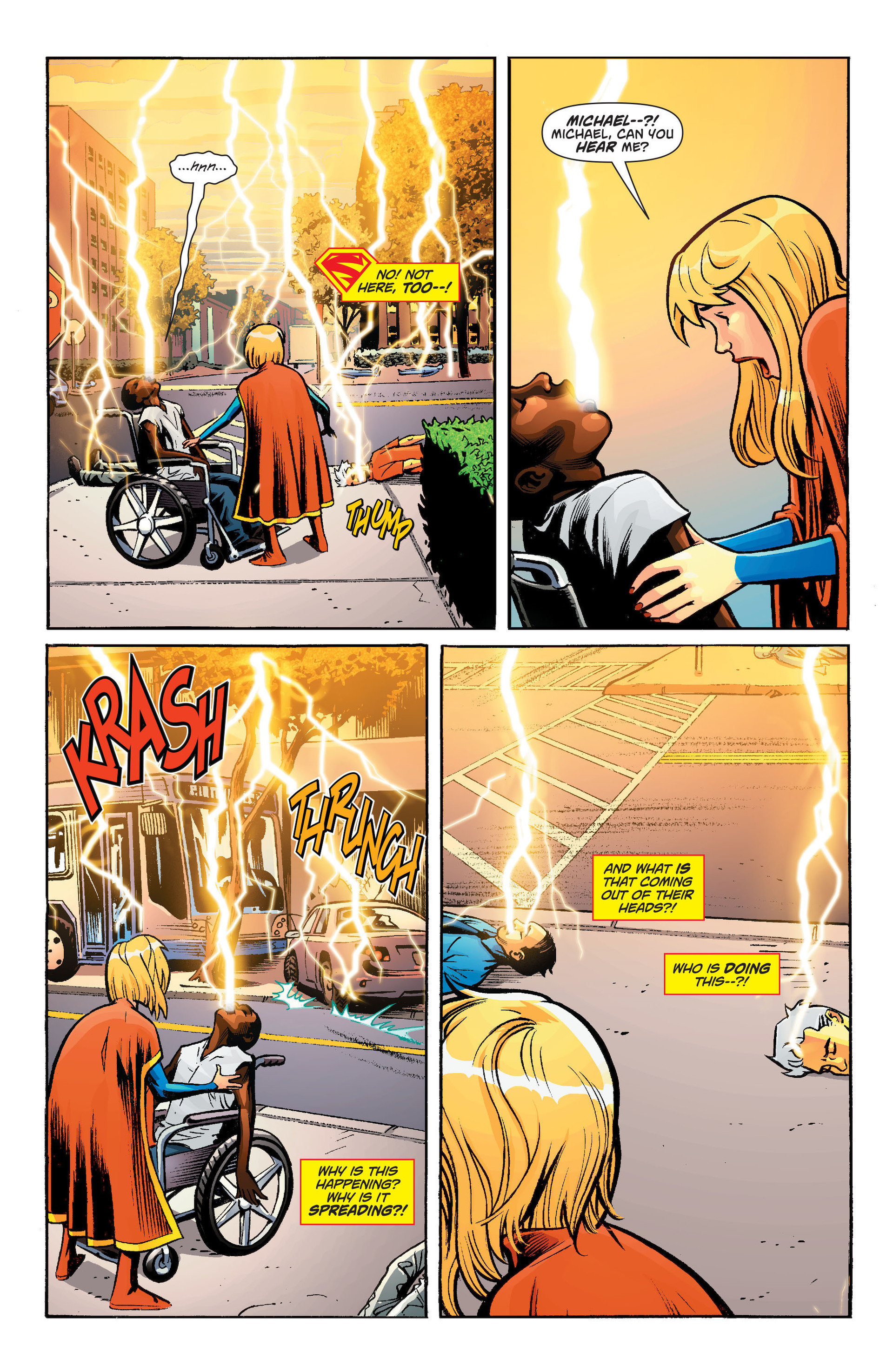 Supergirl (2011) Issue #34 #36 - English 19