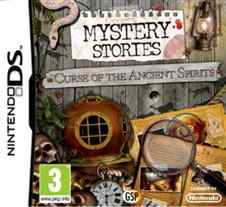 Mystery Stories Curse of the Ancient Spirits   Nintendo DS