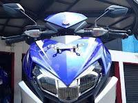 Harga dan Spesifikasi Motor Baru Yamaha Aerox 125LC