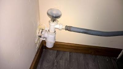Réparation plomberie douteuse