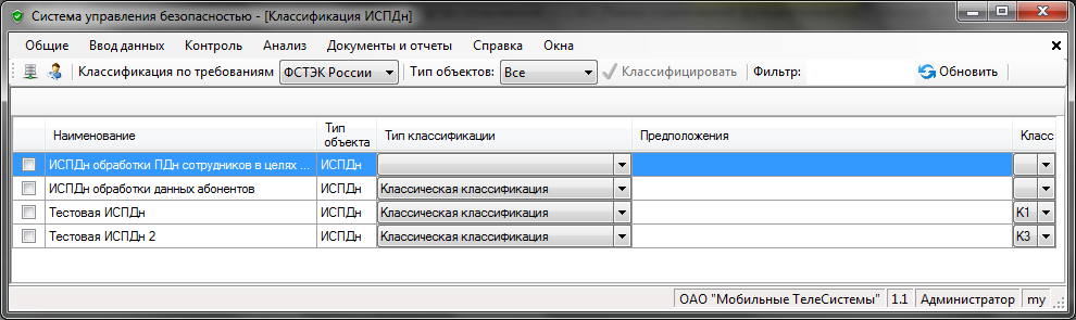Инструкция Администратора Безопасности Испдн - standartmark