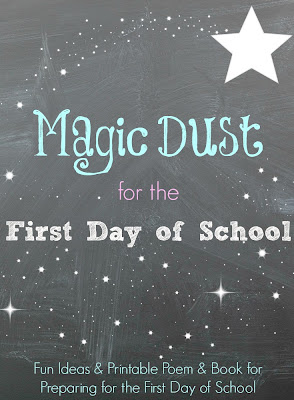 First Day of School Poem and Back to school Resources