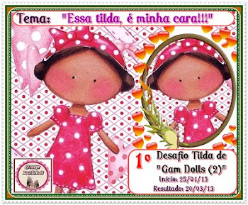 Concurso Dona Gam Dolls 2