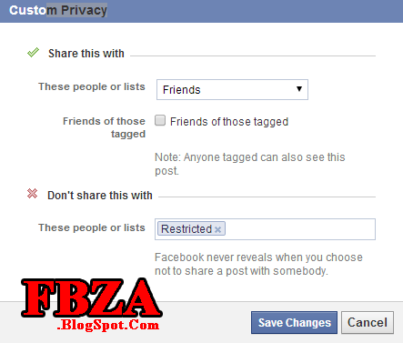 Facebook Status Update Tips