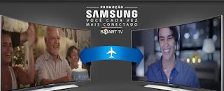 Promoção Samsung  Você  Conectado